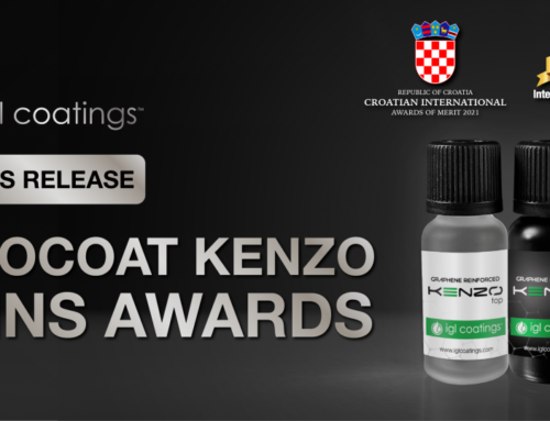 It's A Double Win For IGL Ecocoat Kenzo!